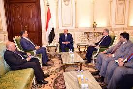 هادي يستقبل المبعوث الاممي الى اليمن في جولة جديدة لبحث خارطة الحديدة