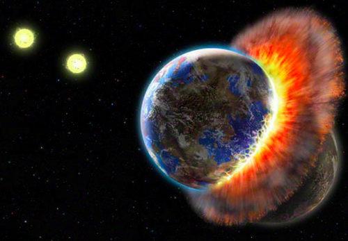 """حقيقة نهاية العالم واصطدام كوكب """"نيبيرو"""" بالأرض"""