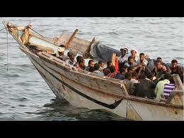 منظمة الهجرة الدولية تكشف مصرع 55 مهاجرا افريقيا قبالة شواطئ اليمن