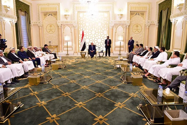 هام.. الرئيس «هادي» يخرج عن صمته ويكشف معلومات خطيرة عن الدور الإماراتي للسيطرة على محافظات شمال اليمن