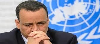 ولد الشيخ يكشف عمن يعرقلون جهوده في اليمن