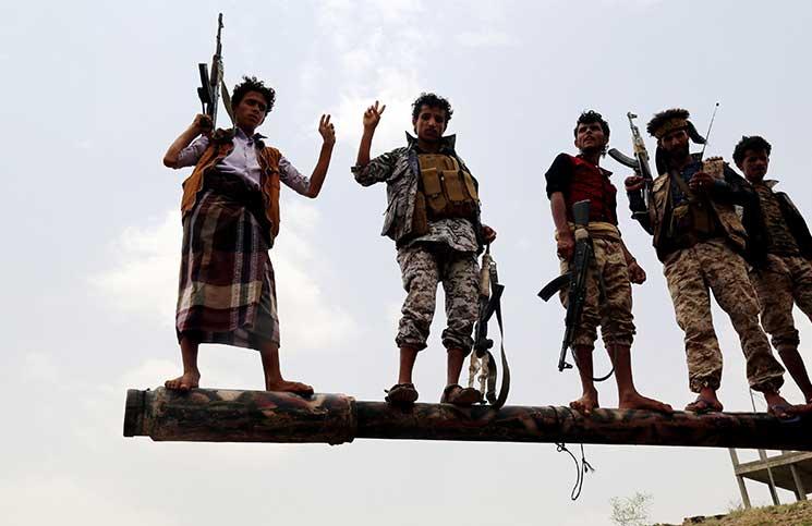 مسئول امني يمني: دولة الامارات مولت مليشيات غير نظامية خارج مؤسسات السلطة الشرعية