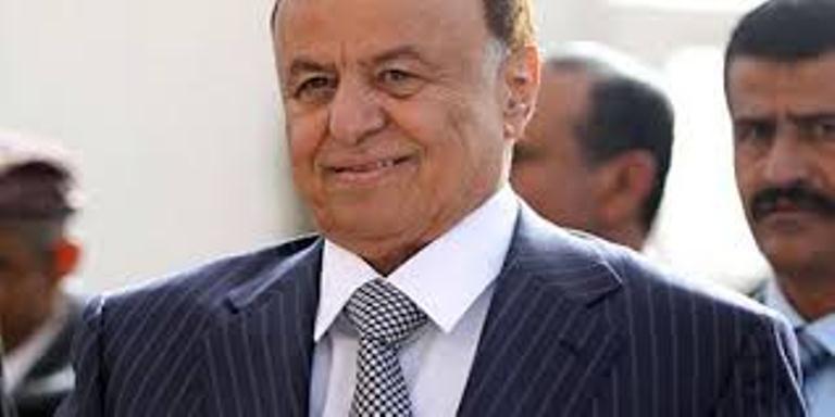 هادي يتوجه الى المغرب للقاء العاهل السعودي الملك سلمان بن عبد العزيز