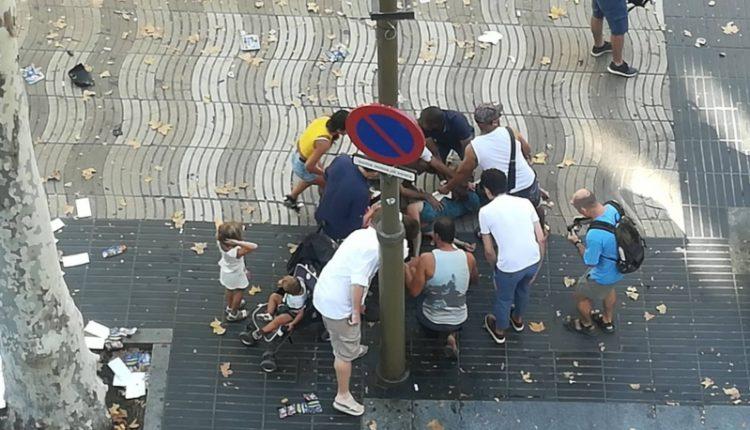 حكومة اليمن تدين حادثة الدهس الارهابية في مدينة برشلونة الاسبانية
