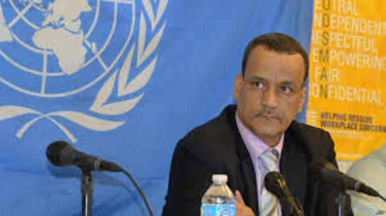 سياسيون: ولد الشيخ يتجاهل ان اليمن تحت الفصل السابع