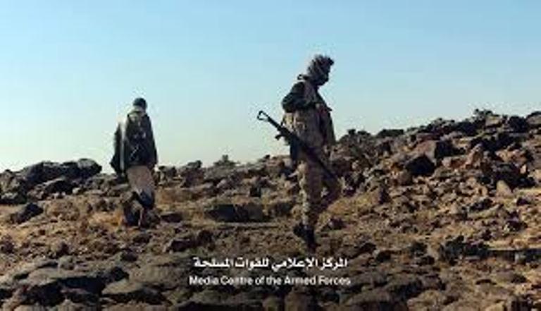 قوات الشرعية تحبط هجوم للمليشيات الانقلابية في حمك بالضالع