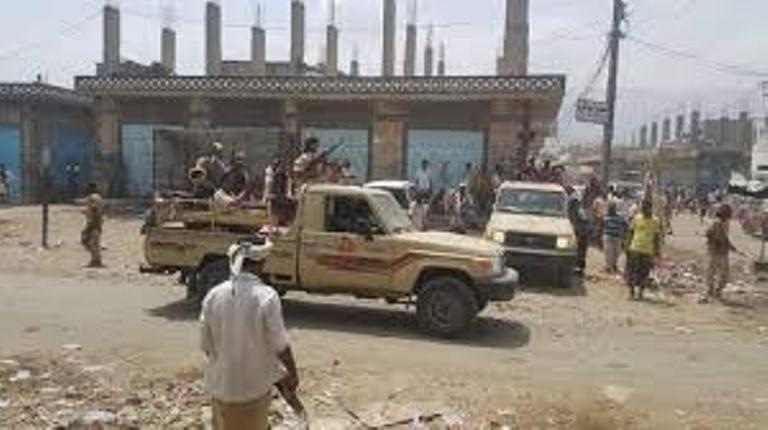 انفجار عبوة ناسفة بالقرب من منزل مسؤول عسكري في مدينة لودر بابين