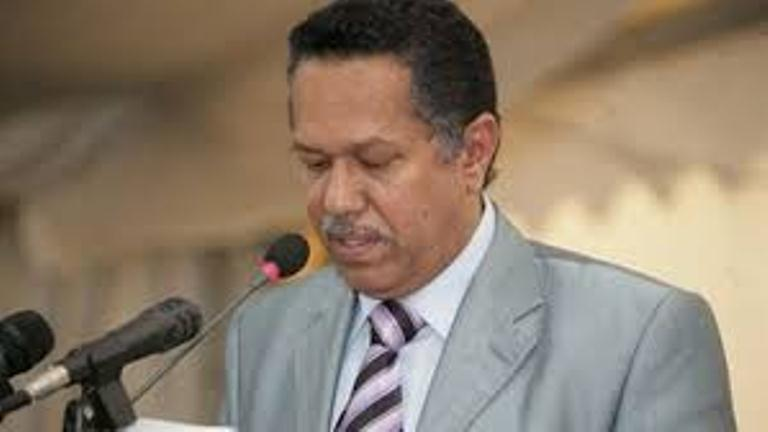 """بن دغر : لا بد أن يعرف """" علي عبدالله صالح """" أنه لن يعود لحكم اليمن مرة أخرى"""