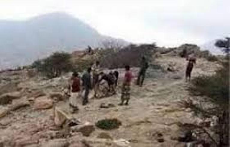 قوات الشرعية تحبط هجوم للمليشيات جنوب تعز.