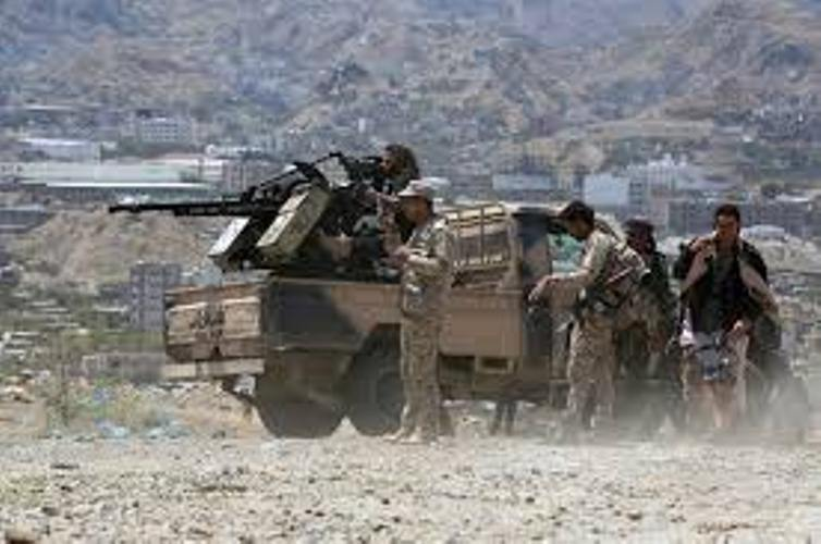 مسلحون مجهولون يغتالون ضابط في الجيش بمحافظة حضرموت