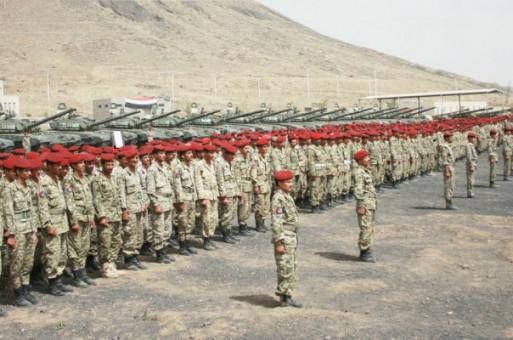 قوات الحرس الجمهوري التابع للمخلوع صالح تتأهب لمواجهة محتملة مع الحوثيين في صنعاء