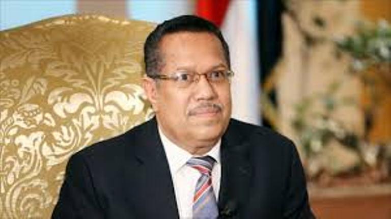 """عاجل.. بن دغر يغرد على تويتر ويبشر اليمنيين """"لم يعد هناك سبب للقلق"""""""