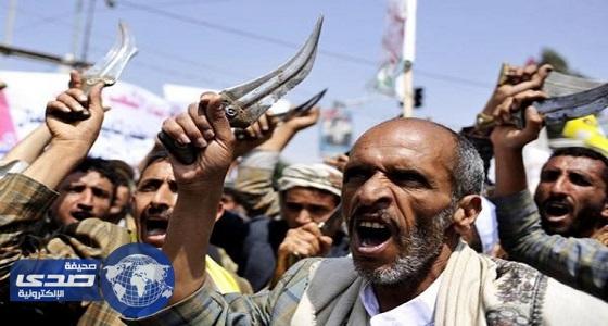 المخلوع يحول صقور الحوثيين الى دجاج