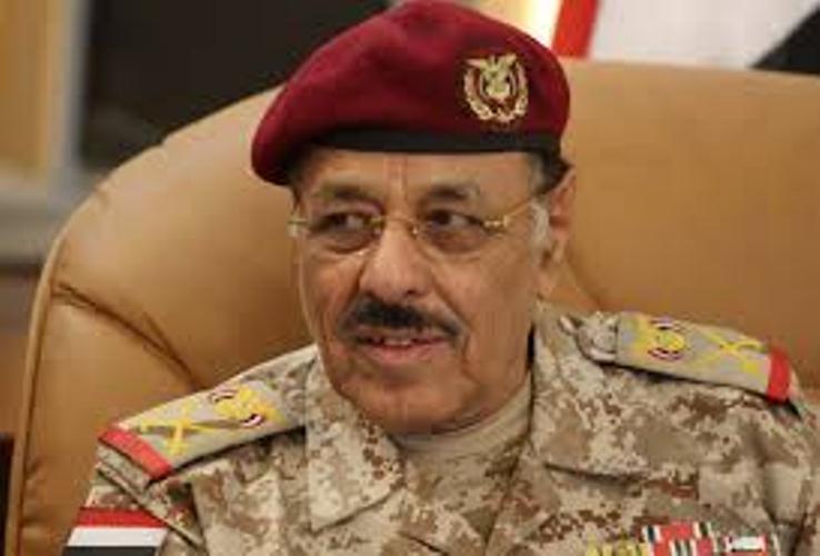 الفريق ركن علي محسن الأحمر: الحوثي يستعد لتصفية من سلمه صنعاء