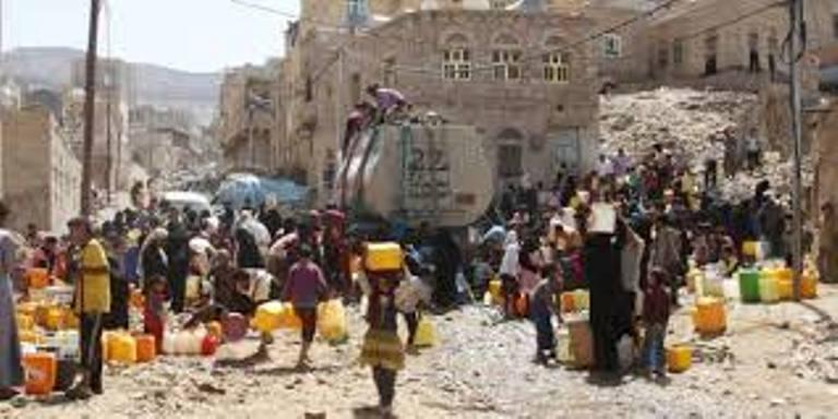 صحيفة نيويورك تايمز الامريكية تصف الازمة اليمنية بانها اسوا كارثة انسانية تعرض اليمنيين للموت البطيء