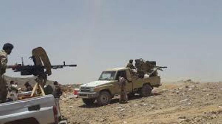 قوات الجيش الوطني تحبط هجوم للمليشيات الانقلابية على جبال حام في المتون بالجوف