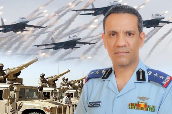 """التحالف العربي: نقوم بمراجعة العمليات في منطقة """"عطان"""" بصنعاء، والنتائج قريباً"""