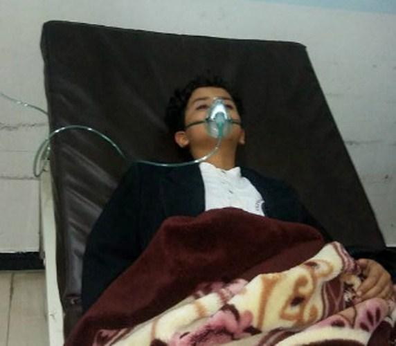 نجل قيادي مؤتمري يفقد القدرة على الكلام بسبب خطف مليشيا الحوثي له وتعذيبه