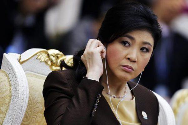 """هل أصبحت مأوى الفاسدين؟؟ .. رئيسة وزراء تايلند تفرّ إلى """"الإمارات"""" قبيل صدور حكم عليها بالسجن 10 سنوات في هذه القضية"""