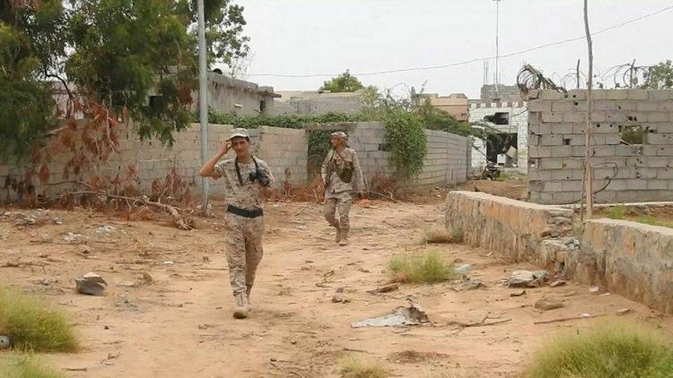 قوات الجيش الوطني تقتحم مدينة ميدي بعد عامين من المعارك على تخومها