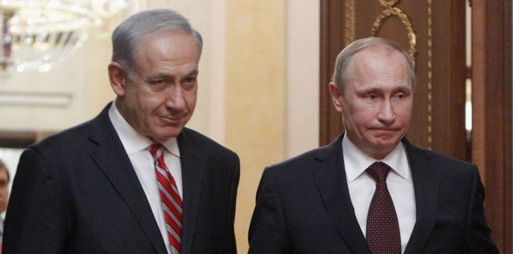 """ما هو الخبر المرعب الذي نقله """"نتنياهو"""" لـ""""بوتين"""" في قمة """"سوتشي"""" و""""قاله وهو يتصبب عرقا""""؟"""