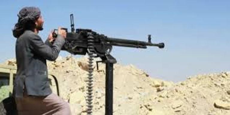 قوات الجيش الوطني تحبط هجوم للمليشيات على مديرية ذي ناعم في البيضاء