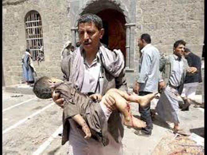 هيومن رايتس ووتش و56 منظمة تطالب مجلس حقوق الانسان التابع للأمم المتحدة بالتحقيق في الانتهاكات التي ترتكبها اطراف النزاع في اليمن