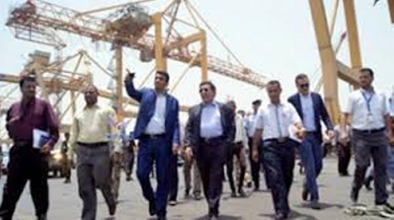 جورج خوري: يدعوا الى فتح ميناء الحديدة الخاضع لسيطرة المليشيات