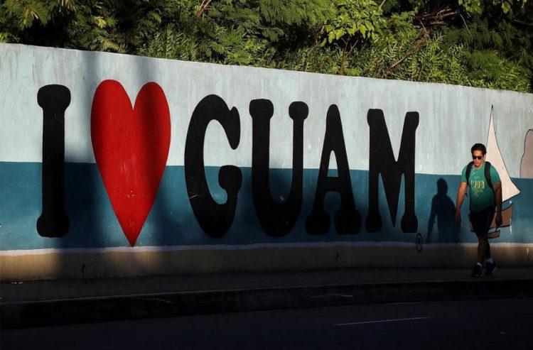 """تعرف على جزيرة """"غوام"""" التي قد تنفجر الحرب العالمية بسببها"""