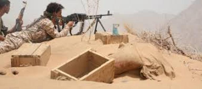 قوات الجيش الوطني تستعيد مبنى محكمة عسيلان بشبوة