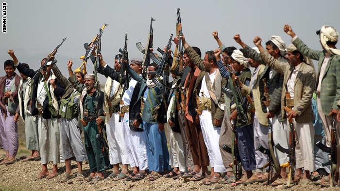 مليشيا الانقلاب تداهم المنازل وتخطف المواطنين في أرحب شمال صنعاء