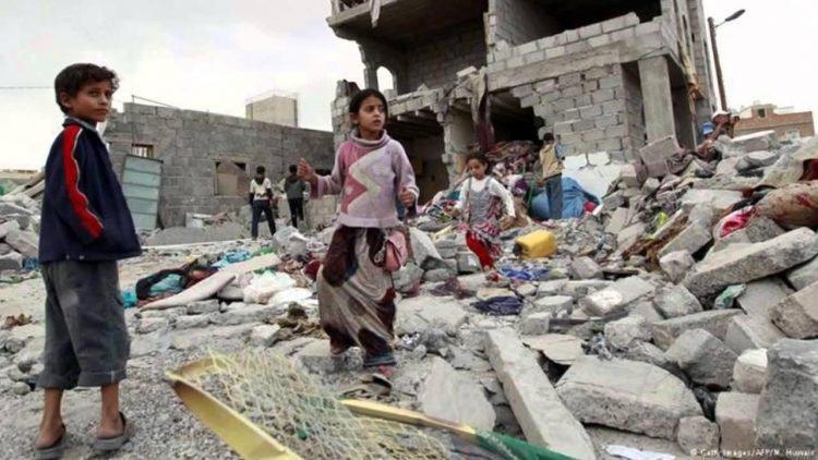 صحيفة بريطانية: اليمن أسوأ كارثة إنسانية في العالم اليوم ولا أحد يتحدث عنها