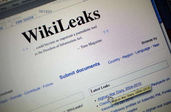 """قراصنة يخترقون """"ويكيليكس"""" ويوجهون رسالة.. ما هي؟"""