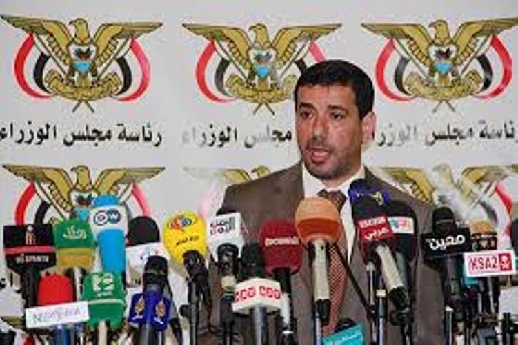 متحدث الحكومة يكشف حقيقة تسلمها مبادرة من «ولد الشيخ» لحل الأزمة اليمنية