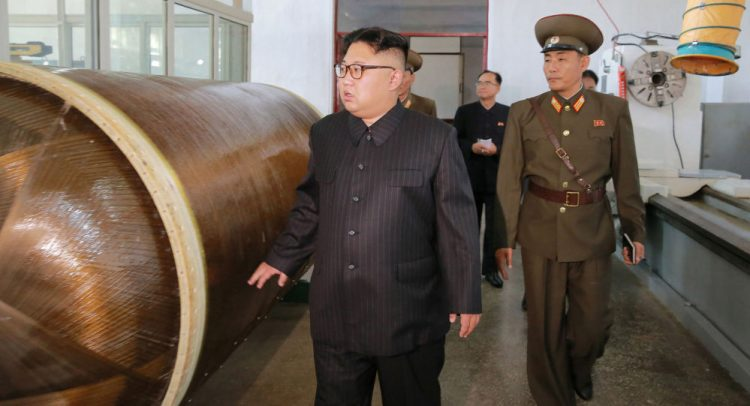 تقرير سري: برامج الصواريخ النووية والباليستية في كوريا الشمالية لا تزال قائمة
