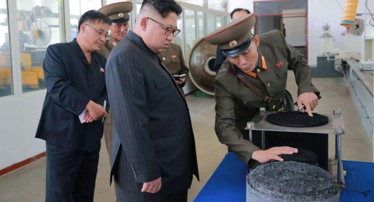 كوريا الشمالية تعلن نجاح تجربتها في القنبلة الهيدروجينية ودونالد ترامب يرد!