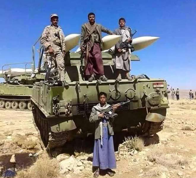معلومات هامة تنشر لأول مرة ..هكذا تمكن الحوثيون من بسط سيطرتهم على ترسانة صالح االعسكرية!!
