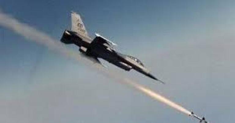 غارات لطيران التحالف العربي على مواقع الانقلابيين في نهم