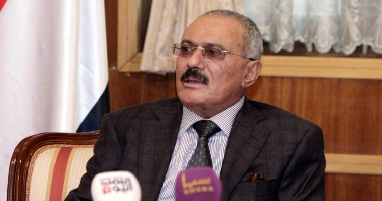الكشف عن مبادرة سرية من المخلوع صالح للسعودية للإنقلاب على الحوثي وهذا كان الرد السعودي