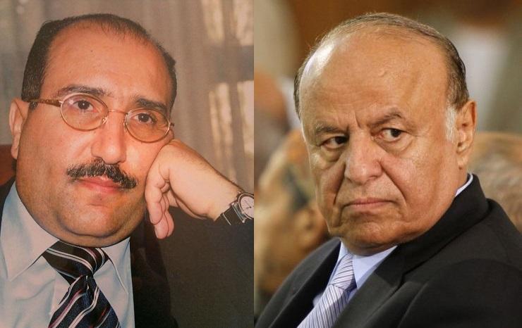 خالد الرويشان يهمس في أذن الرئيس هادي: بلاك ووتر الإمارتية تحكم عدن، أعد المفلحي فوراً