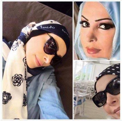 الفنانة اللبنانية أمل حجازي تعتزل الفن وترتدي الحجاب