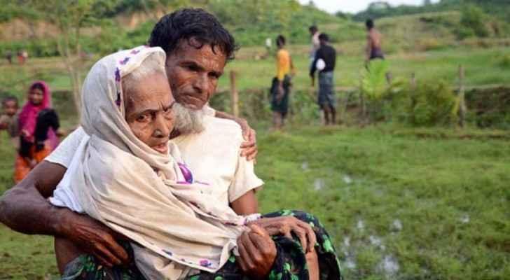 الوضع في بورما مأساوي جدا