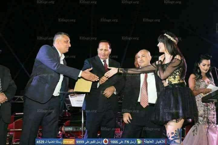 توضيح هام بخصوص ما اثير من لغط في حفل الفنان احمد فتحي وابنته بلقيس الذي حضره مسؤولين يمنيين بالقاهرة