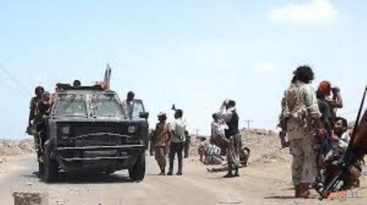 مصرع 10 حوثيين في اشتباكات بينهم وبين الجيش الوطني في نهم