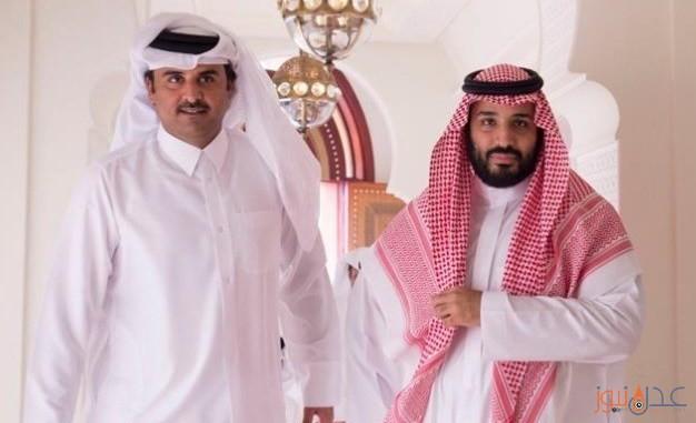 وكالة الانباء القطرية تحرف مكالمة محمد بن سلمان مع تميم بن حمد.. والسعودية تصدر بيان هام