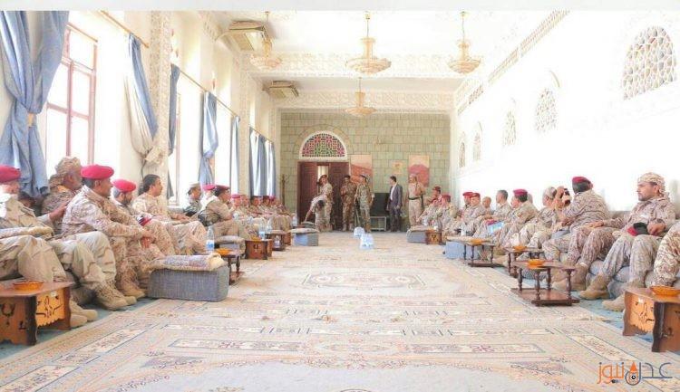 ماذا قال رئيس هيئة الأركان العامة في أول اجتماع بقادة الجيش؟