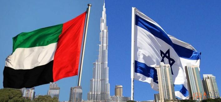 موقع بريطاني يزعم : الامارات ترفض رفع العلم الفلسطيني، وتُعد مركزا مهما لأمن الاحتلال الإسرائيلي!