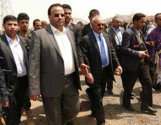 """مؤتمر علي عبدالله صالح يرفض لأول مرة قرار رئيس المجلس السياسي """"الصماد""""."""