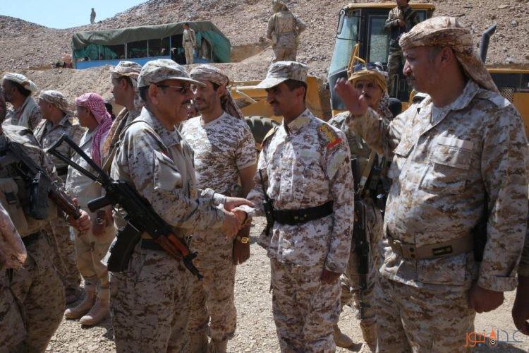 محسن: صرف مرتبات الجيش الوطني خلال الاسبوع القادم