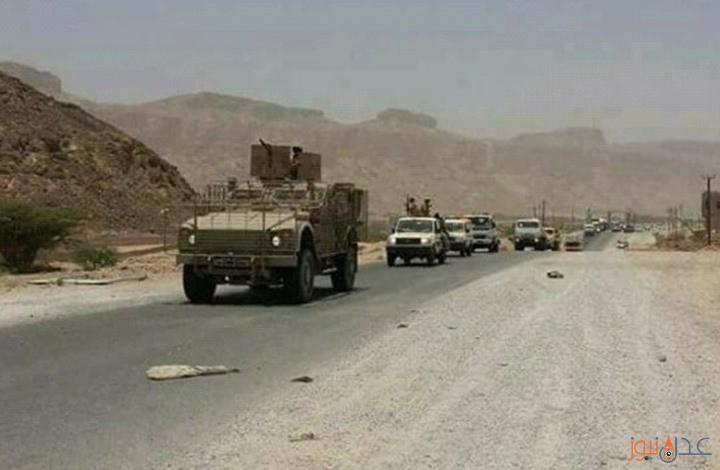 قوات عسكرية موالية للإمارات منعت مسؤولا كبيرا من المرور الى حضرموت